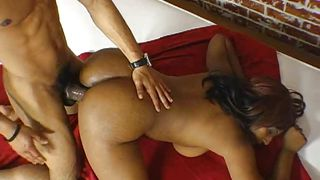 persia gets banged by a hung black stud