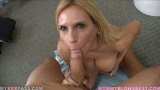 evil-eyed milf brooke just gets hotter with age
