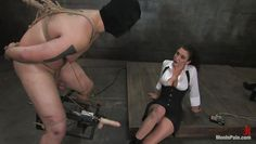 princess donna loves hurting her slaves and they love her!