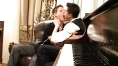 aristocratic gay sex or piano playing?