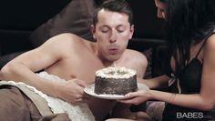 passionate caprise spoils her partner