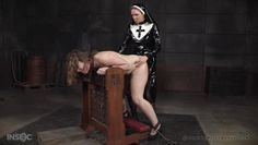 slutty harley gets banged by a crazy nun