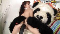 big dick panda and his girl