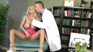 doctor give her a hot cock injection