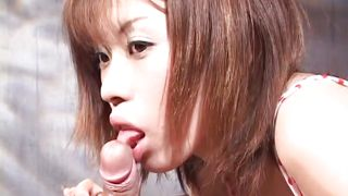 big boobed yui goes to town on my cock