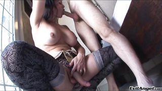 shemale lady gives special moments @ fucking she-males #05