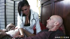 patient wants to fuck his hot busty doctor