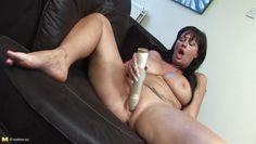 i have a big dildo