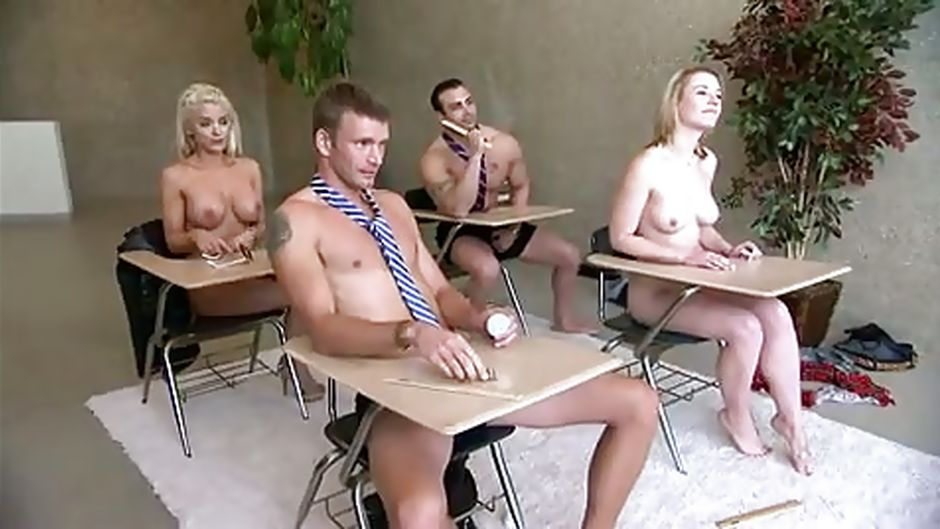 Playboy foursome porn