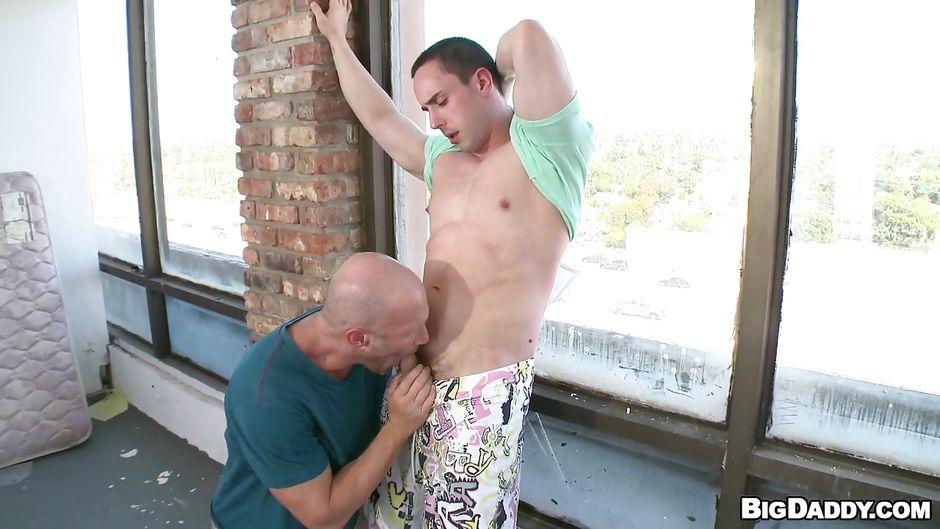 Bald gay sucking tattooed gays big dick 7