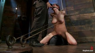 nipple torture and more for a hot babe