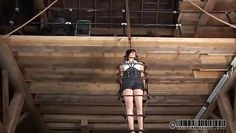 hanged and knelt in a barn