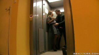roberta gemma fixes elevators and sucks cock. multi-talented!