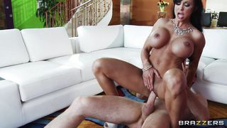 horny milf with tatoos getting nailed