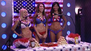 pornstars celebrate fourth of july @ season 1, ep. 309