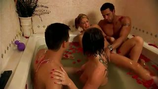 massage is helping them relieve sexual tension @ season 3, ep. 9