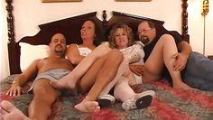 swingers get nasty in the bedroom