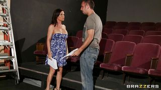 acting turns into reality for diamond foxxx