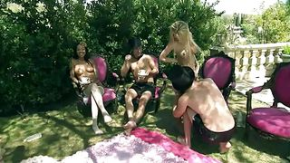 an ordinary day for these playboy models @ season 4, ep. 5