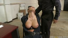 officer mia lelani is in big trouble