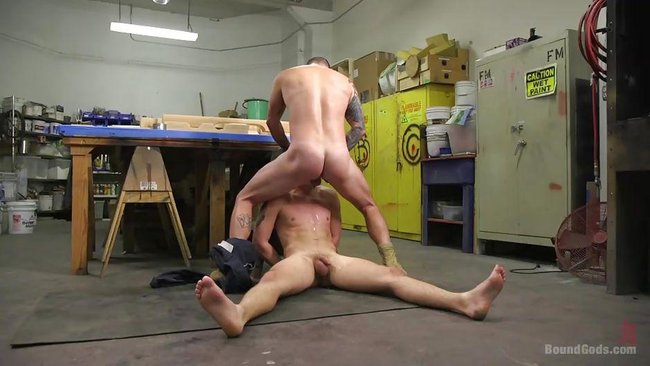 gay tied porn