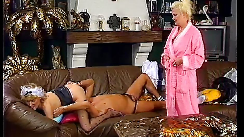 German mom fucks young boy from neighbor when dad not home - 1 part 4