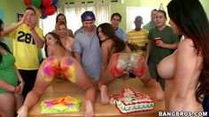 butt cake surprise at a wild party