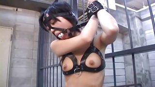 asian slut tied up and tortured