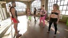the foursome has a day of dancing and domination @ season 4, ep. 10