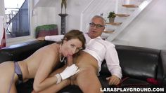 lara wants her husband to be fucked properly