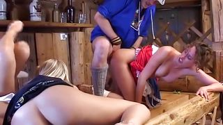 extreme hot german groupsex fuck orgy