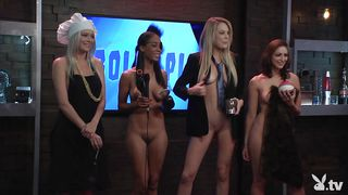nudity is a staple of the morning show @ season 16 ep. 757