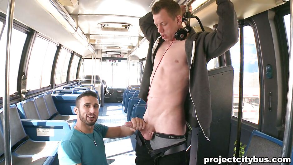 autobús gay asfixia