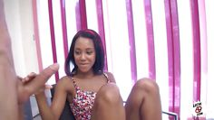 leche 69 the ebony bj goddess