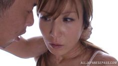 mature nippon hottie caught masturbating and fucked