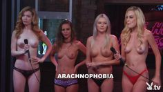 topless ladies have fun at morning show @ season 15 ep. 723