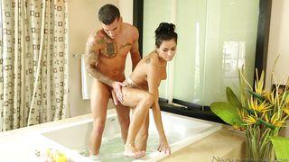 an amazing masseuse