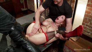 sexual slave harsh training