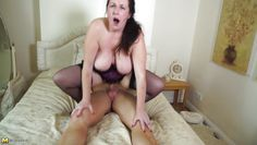 jessica gets a young buck for a wild fuck