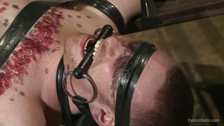 gay sex slave experiences pain and pleasure