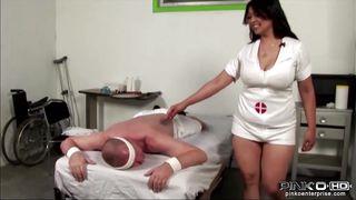 hairy pussy horny nurse