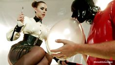 mistress loves latex and obedience