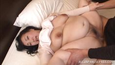 nippon slut has her big booty fucked