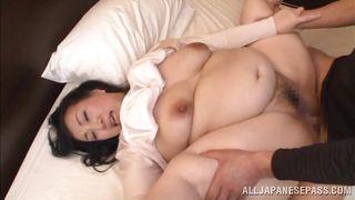nippon slut has her big booty fucked