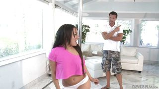 gabriella paltrova sucks huge cock @ young freaks #02