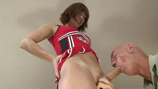 kendra needs her cock sucked @ transsexual cheerleaders #15