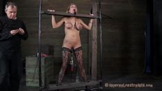 hot babe - hot punishment