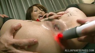 japanese whore takes multiple cocks
