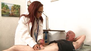 doctor i need my throat checked with your cock @ transsexual nurses #10