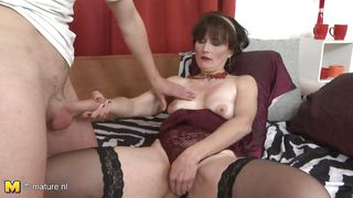 sexual adventure with horny mature